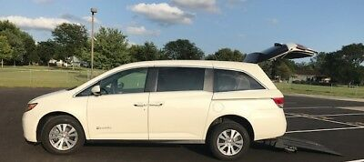 2015 Honda Odyssey EX Wheelchair Accessible Van 2015 Honda Odyssey EX Wheelchair Accessible Van