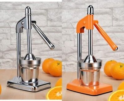 Stainless Steel Juice Press Lemon Squeezer Fruit Orange Extractor
