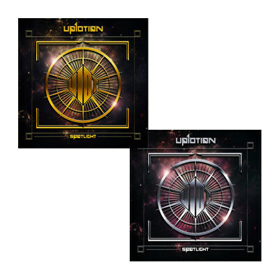 UP10TION [SPOTLIGHT] 3rd Mini Album CD+80p Photo Book+Photo Card K-POP SEALED