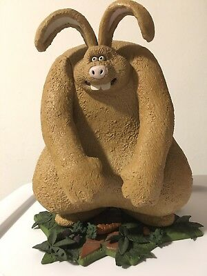 Wallace And Gromit Toy Figure Bunny The Curse Of The Were-Rabbit Action Figure
