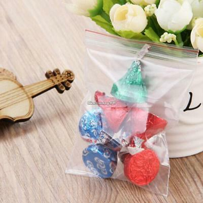 PE Clear Cellophane Plastic Card Bags OPP Display Bags for Greeting C1MY