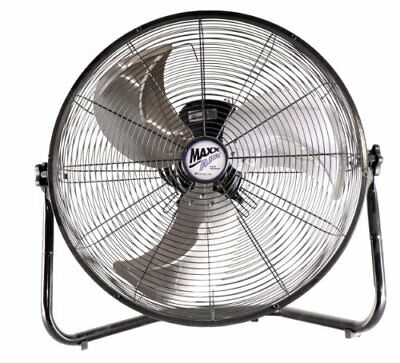 "Industrial Fan 20"" Rolling High Velocity Shop Heavy Duty Commercial Portable Air"