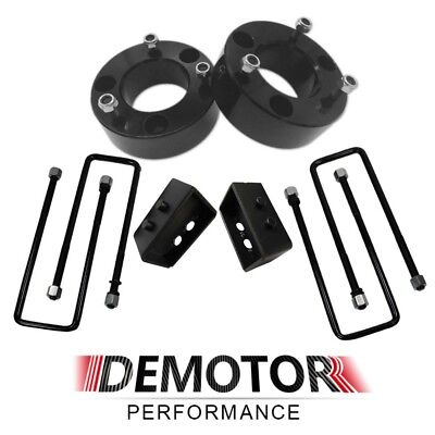 """3"""" Front and 2"""" Rear Leveling Lift Kit For 2004-2014 Ford F150  4WD 2WD"""