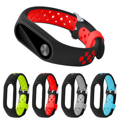 Soft Breathable Wrist Strap Correas Replacement For Xiaomi MI Band 2 ES