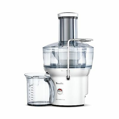 Breville BJE200SIL the Juice Fountain® Compact Juicer - RRP $149.95