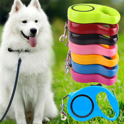 Magic Pet Dog/Cat Puppy Automatic Retractable Traction Rope Walking Lead Leash