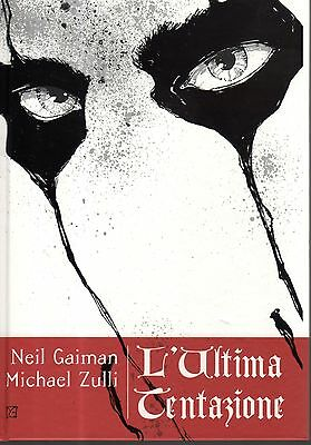 L'ULTIMA TENTAZIONE - di NEIL GAIMAN - ed. Magic Press NUOVO SCONTO 50%