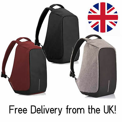 Bobby, the Best Anti-theft Backpack - FREE UK SHIPPING
