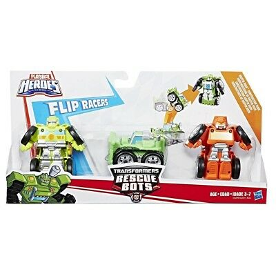 Transformers Rescue Bots - Griffin Rock Construction Team