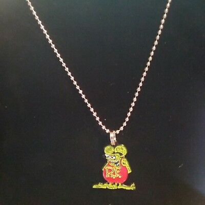 Rat Fink, SS396,SS454, or Harley Motor Co. Necklaces. your choice. $8.99ea.