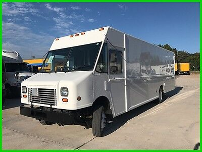 2011 Workhorse W32362 Step Van, 24 Foot Box *Only 102K Miles* GMC 6.0 L Engine