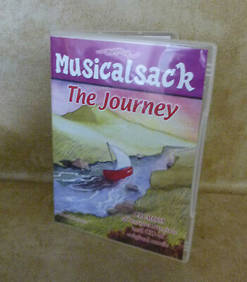 Story Sack Toys The Journey Neil Griffiths Storysack Soft Toys Plus Game or CD