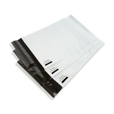 100 6x9 Poly Mailers Shipping Envelopes Self Sealing Plastic Bags 2 Mil