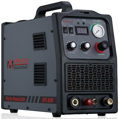 TIG-165, 160 Amp HF-TIG Torch Stick Arc DC Welder, 115/230V Dual Voltage Welding