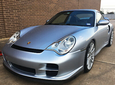 2001 Porsche 911 Turbo 2001 Porsche 911 Turbo Coupe - 6 Speed Manual with Low Miles - GT2 Look