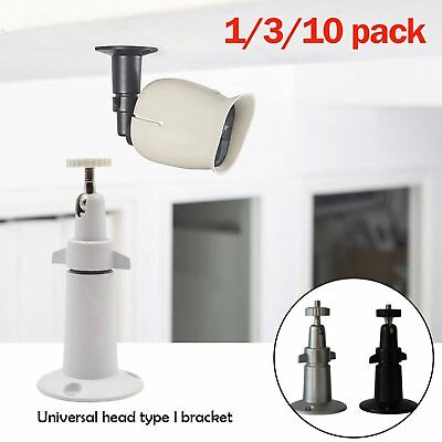 1/3/10Pcs Wall Ceiling Mount Bracket for Arlo Smart Wireless IP security Camera