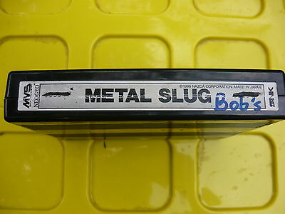Metal slug 1. Neo geo mvs cart.