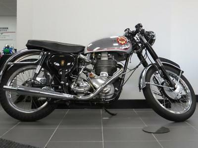 1959 Bsa Gold Star Dbd34 Gs With Road Racing Engine Restored To A Great Standard