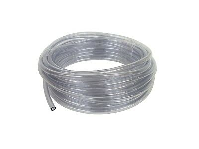 Racing Go Kart Thick Wall  Fuel Line 1/4 Inch Hose Clear Gas Methanol 1 Foot