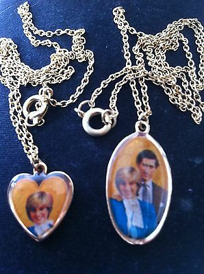 CLEARANCE JOB LOT 36 PAIRS OF PRINCESS DIANA NECKLACES CLEARANCE ONLY 40p A PAIR