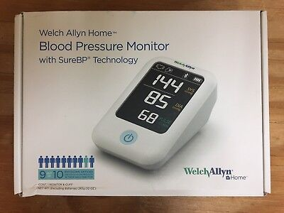 WELCH ALLYN Home.  Blood  Pressure Monitor  With SureBP D4