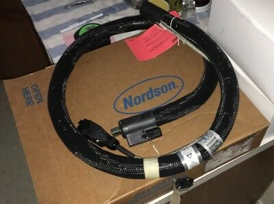 Nordson RTD-Style Hot Melt Hoses 6ft Brand New