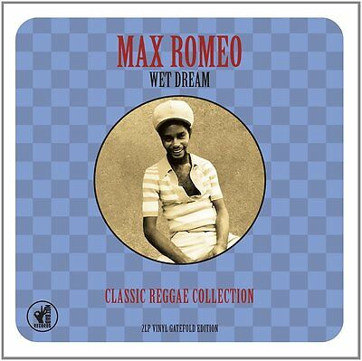 Max Romeo - Wet Dream (2LP Gatefold 180g Vinyl) NEW/SEALED