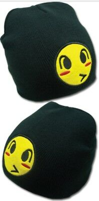 Cowboy Bebop BEANIE Hat Cap ED MARK Ed's Symbol Emoji AUTHENTIC PRODUCT NEW