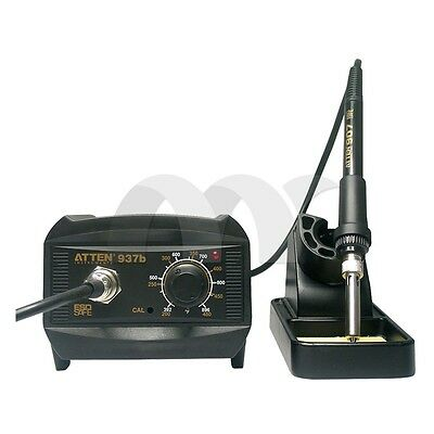 ATTEN 937b Anti-static AC 110V 50W Rework Soldering Station Iron Lead Free