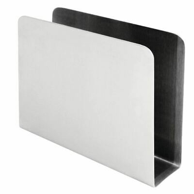Olympia Napkin Holder Made of Stainless Steel 120(H) x 150(W) x 40(D)mm