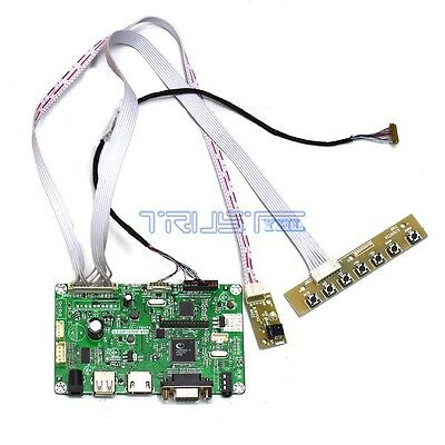 HDMI to EDP LCD Controller Board Kit For IVO Display Screen M133NWF2 R0 1080P