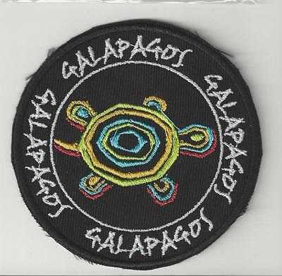 Galapagos Islands, Ecuador Souvenir Patch