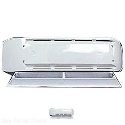 Norcold Refrigerator Polar Roof Vent Cap Replace Cover RV Camper Trailer Whit