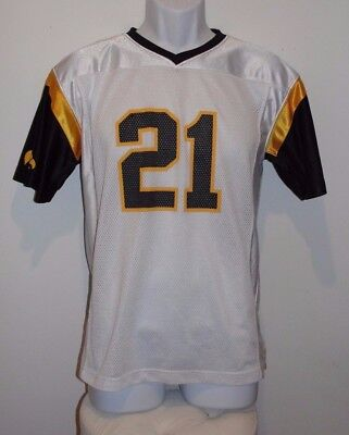 de604f90c Iowa Hawkeyes Jersey Youth Large (16 18) College NCAA Football Jersey Boys