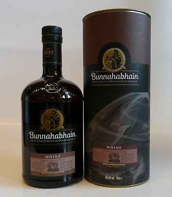 BUNNAHABHAIN MOINE - Islay Single Malt Scotch Whisky 1x0,7L 46,3% vol