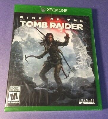 Rise of the Tomb Raider (XBOX ONE) NEW