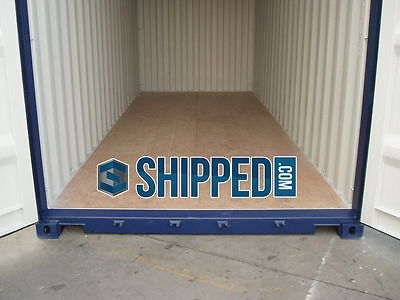 NEW 20' SHIPPING CONTAINER -WE DELIVER- HOME & BUSINESS STORAGE in PENSACOLA, FL