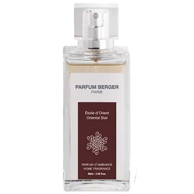 LAMPE BERGER SPRAY AMBIENTE Etoile d'Orient Bouquet Parfume 90ml 6076