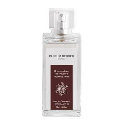 LAMPE BERGER SPRAY AMBIENTE Gourmandises de Provence Bouquet Parfume 90ml 6069