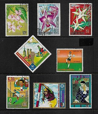 EQUATORIAL GUINEA - mixed collection No.10