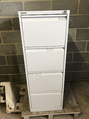 Bisley Pro 4 Draw Filing Cabinet