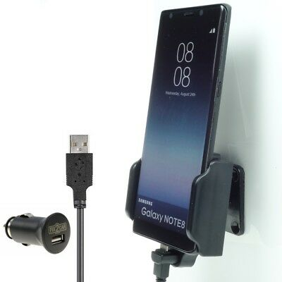 Fix2Car Galaxy Note 8 phone holder + dash mount - suitable for Brodit ProClip
