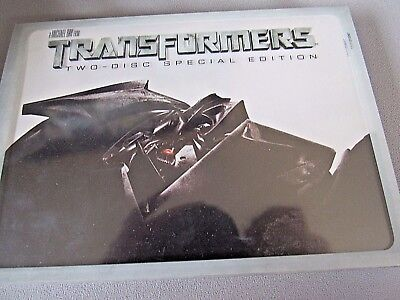 Transformers 2007 Two Disc Special Edition Widescreen 13127 Pg-13 In Sleeve