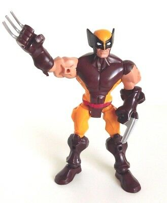 Marvel Super Hero Mashers Action Figure Wolverine - Classic