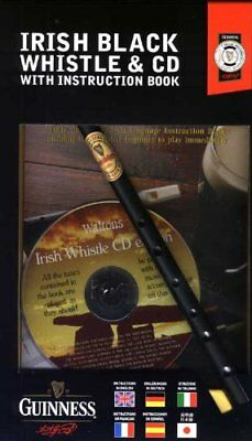 Waltons Guinness Tin Whistle Package