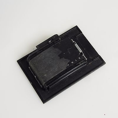 # Graphic 120 Roll Film Holder for 4X5 Film Cameras 39