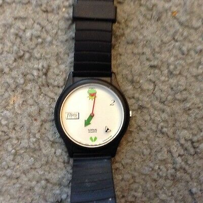 kermit the frog childrens with wrist watch