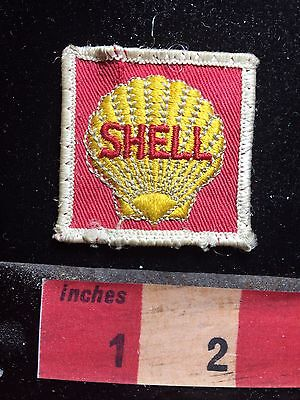 Shell Gas Station Patch - Gas / Energy Related 76AA