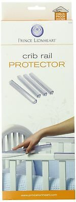 Prince Lionheart Baby/Toddler Crib/Cot Rail Protector/Teether (NEW)