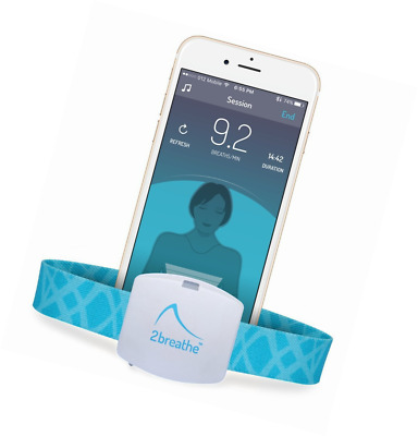 2breathe Sleep Inducer - Sleep Sound System. Smart Device and Mobile App to Indu